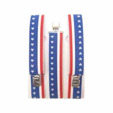 Amerikaanse  Bretels USA/Amerika kopen