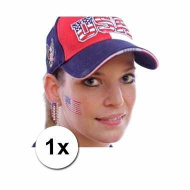 Amerikaanse landen vlag tattoo amerika kopen