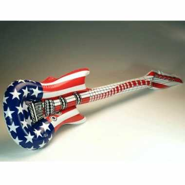Amerikaanse  Opblaasbare gitaar USA kopen