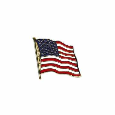 Amerikaanse  Pin Vlag USA kopen