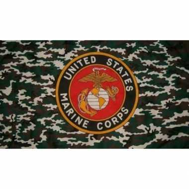 Amerikaanse  United States Marine Corps vlag kopen