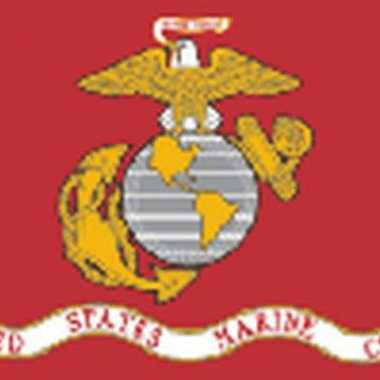 Amerikaanse  US Marine Corps vlag 150 x 90 cm kopen