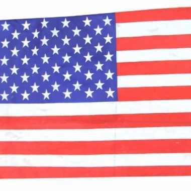 Amerikaanse  Vlag Amerika 60 x 40 cm kopen