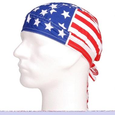 Amerikaanse vlag bandana kopen