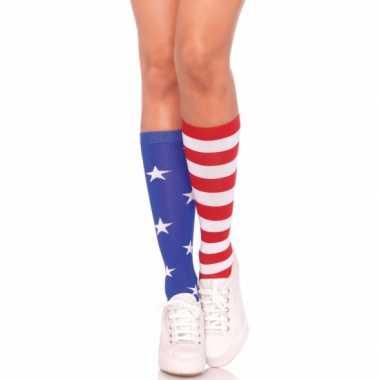 Kniekousen amerikaanse vlag kopen