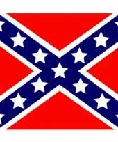 Amerikaanse 10x vlag usa amerika rebel stickers 10 cm kopen