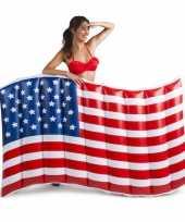 Amerikaanse opblaasbare vlag usa 150 cm kopen