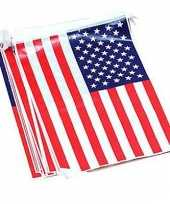 Amerikaanse vlaggenlijn 7 meter kopen